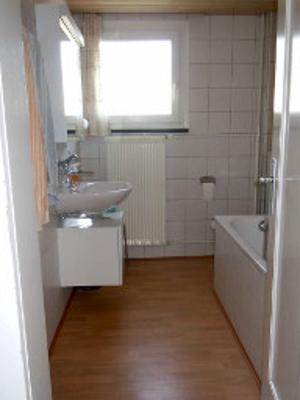 Badezimmer Eredgeschoss