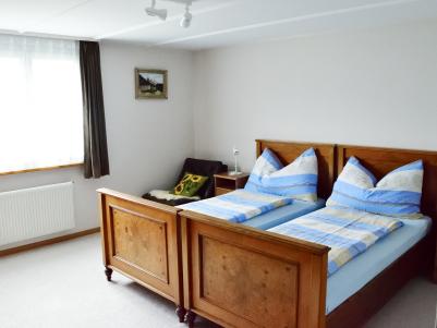 auptschlafzimmer erster Stock