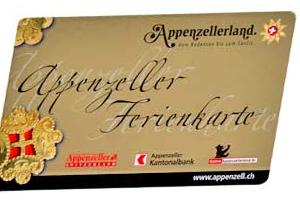 Ferienkarte Appenzell