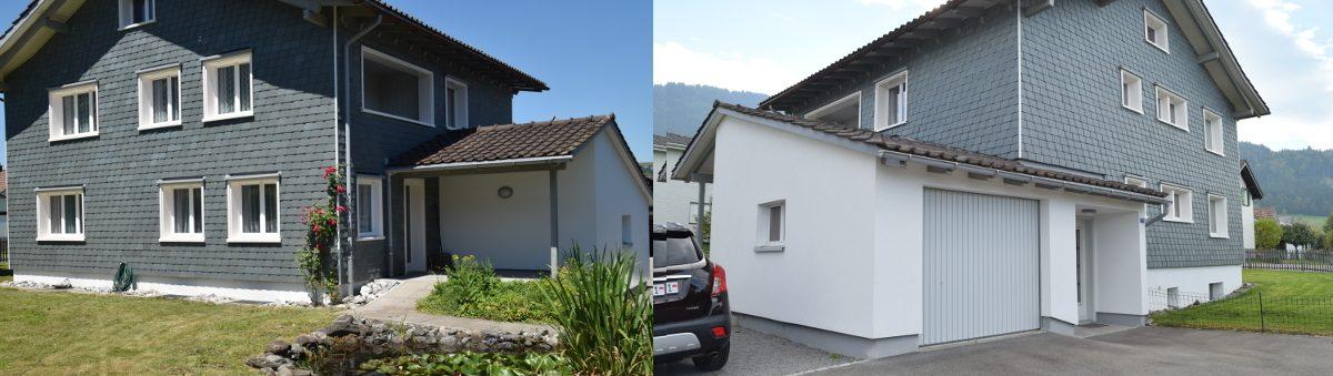 Ferien in Appenzell im Ferienhaus  Glettig
